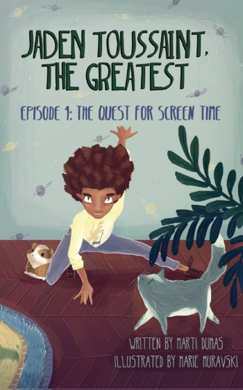 Episode 1: The Quest for More Screen Time