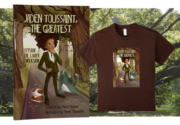 Episode 2 Book Cover Tee