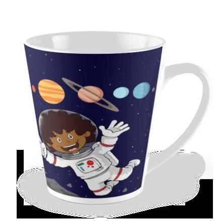 Swift Walker Space Mug