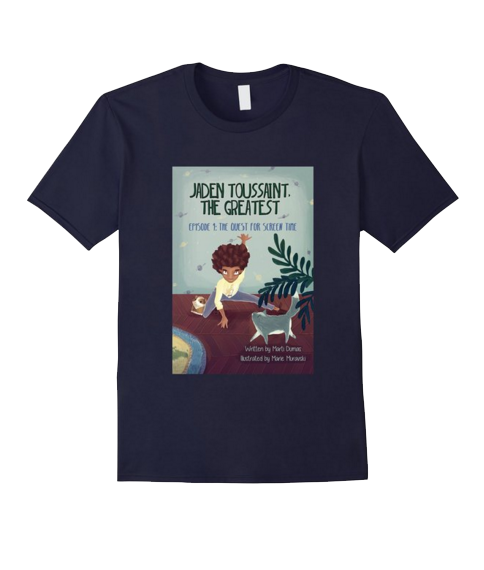 Episode 1 Book Cover Tee